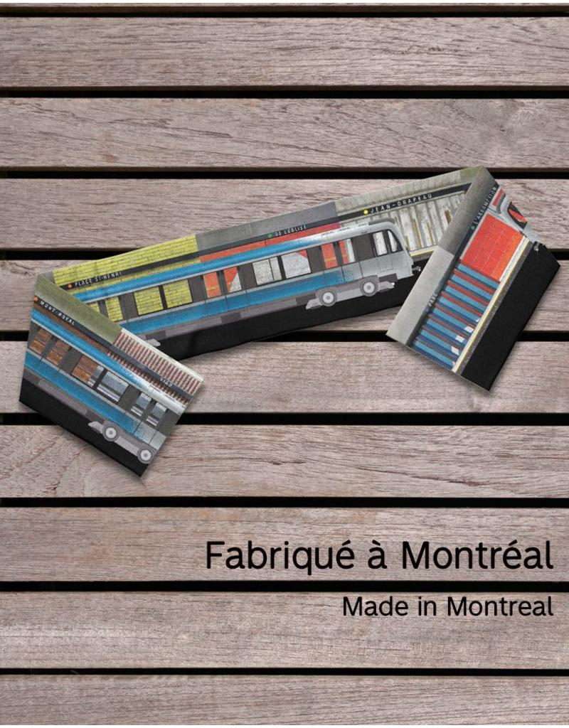 Scarf - Azur multi stations