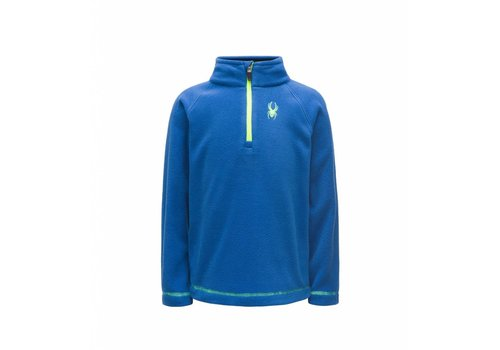 SPYDER SPYDER MINI SPEED FLEECE TOP TKS/BYL-482