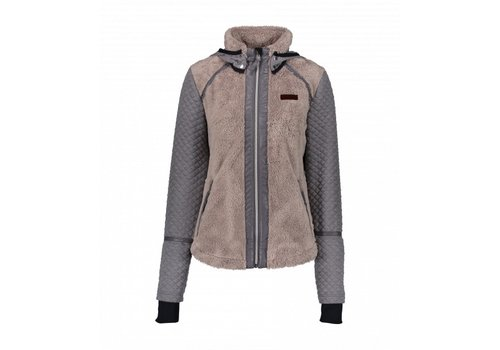 OBERMEYER OBERMEYER STELLA FLEECE JACKET CASHMERE-17013
