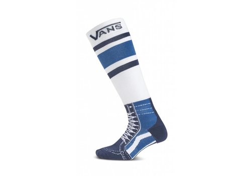 VANS VANS VANS ACRYLIC SNOW SOCK (M, 1PK) (LKZ) DRESS BLUES