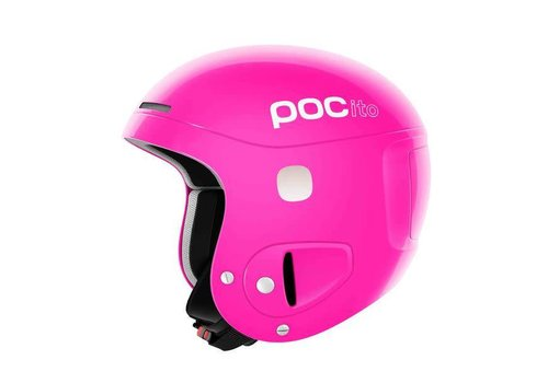 POC POC POCITO SKULL FLUORESCENT PINK-85   ADJUSTABLE