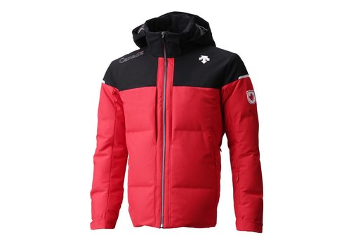 DESCENTE DESCENTE CANADA SKI CROSS TEAM REPLICA JACKET ERD/BK(85/93)