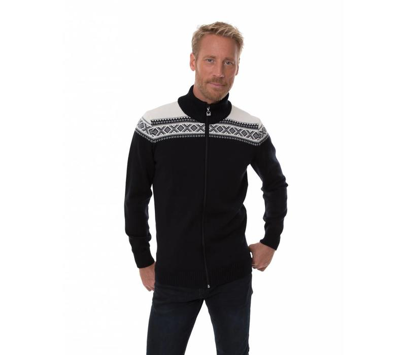 DALE OF NORWAY CORTINA MERINO MASCULINE SWEATER E