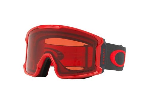 OAKLEY OAKLEY LINE MINER RED FORGED IRON W/PRIZM ROSE