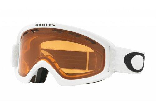 OAKLEY OAKLEY O-FRAME 2.0 XS MATTE WHITE W/PERSIMMON