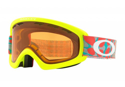 OAKLEY OAKLEY O-FRAME 2.0 XS OCTO FLOW RETINA RED W/PERSIMMON