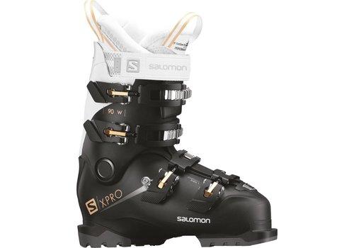 Salomon SALOMON X PRO 90 W BLACK/WHITE/CORAIL