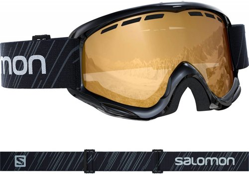 SALOMON SALOMON JUKE ACCESS BK/SOLAR T.ORANGE    NS