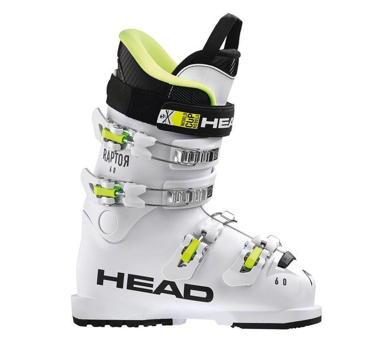 HEAD RAPTOR  60 (19/20) WHITE