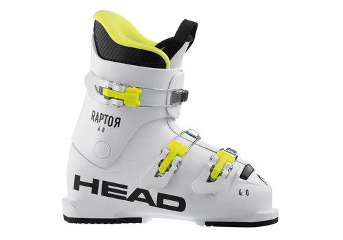 HEAD HEAD RAPTOR  40 WHITE