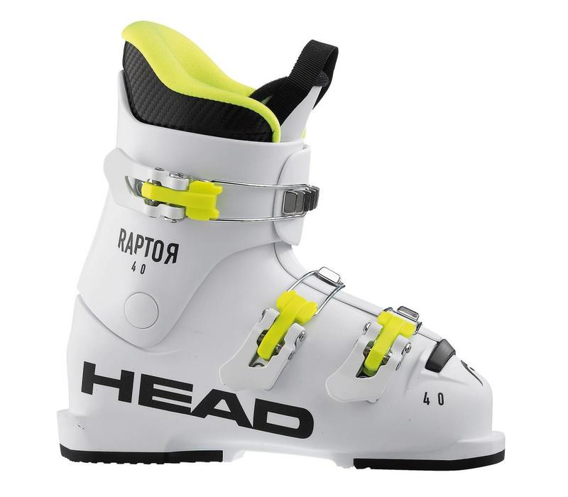 HEAD RAPTOR  40 (19/20) WHITE