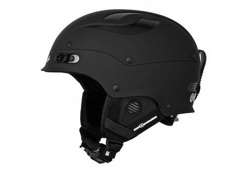 SWEET Sweet Mens Trooper Helmet Dirt Black