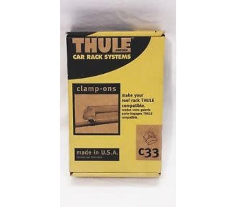 THULE CLAMP-ONS C33