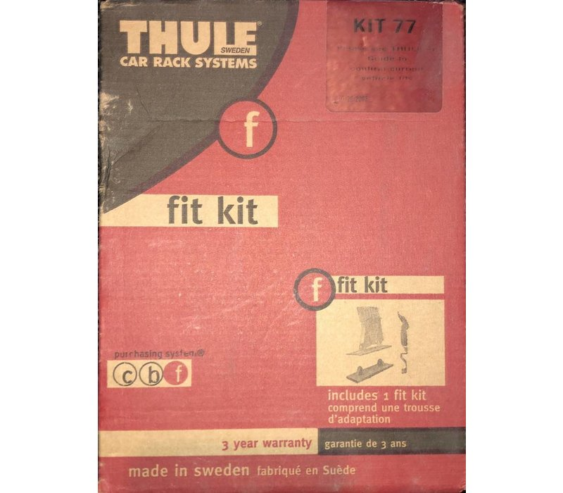 THULE FIT KIT 77