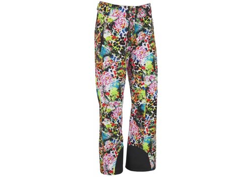 SUNICE SUNICE WOMEN RACHEL PANTS - ABSTRACT ANIMAL(916)