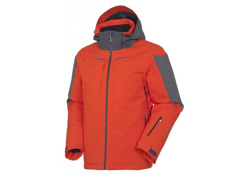 SUNICE SUNICE SPECTRUM JACKET - SPICY ORANGE(78)