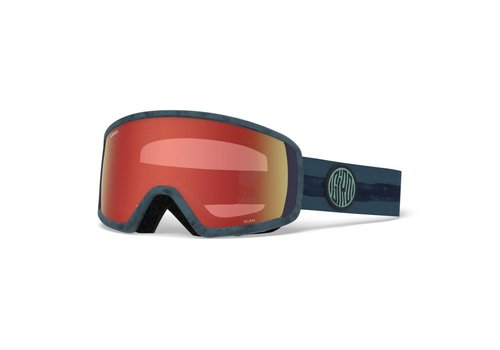 GIRO GIRO SCAN STORM DYE LINE (NO BOX) WITH GRY CBT LENS
