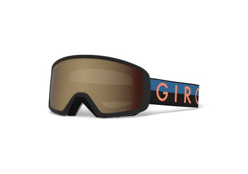 GIRO GIRO GAZE BLUE/PEACH THROWBACK (NO BOX) WITH GRY CBT LENS