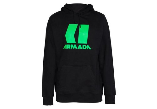 ARMADA ARMADA ICON HOODIE-BLACK
