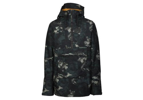 ARMADA ARMADA RANKIN STRETCH ANORAK-SEDIMENT