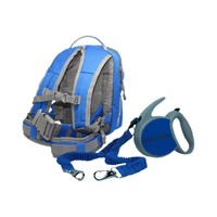MDXONE Snowboard & Ski Harness Bag with Retractable Leash - Blue