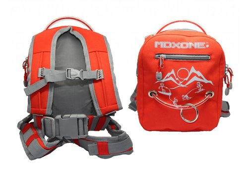 MDXONE MDXONE Snowboard & Ski Harness Bag with Retractable Leash - Red