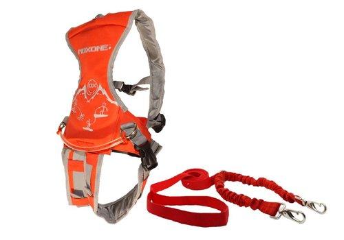 MDXONE MDXONE Ski Harness - Red