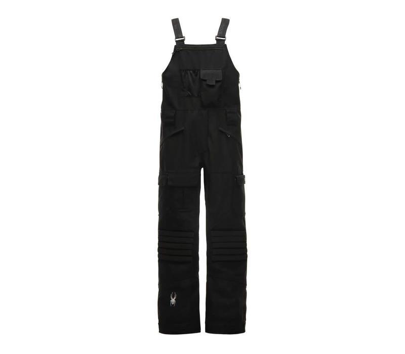 Spyder Mens Coach's Bib Pant 001 Black/Black