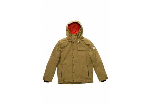 HOLDEN HOLDEN M HOODED DECK JACKET -OLIVE