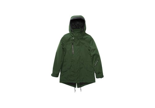 HOLDEN HOLDEN W FISHTAIL JACKET -JUNIPER