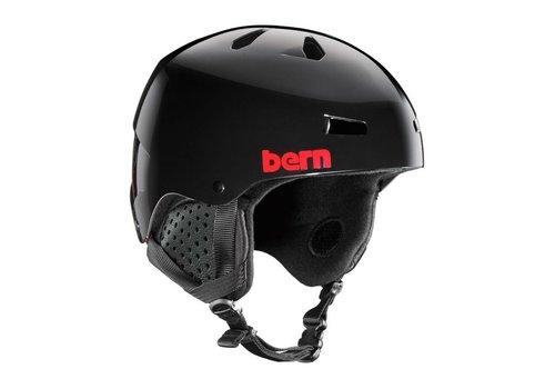 BERN Bern Macon Helmet Black Henrik Harlaut Pro Model