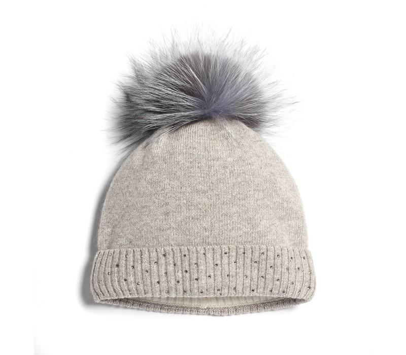 BRUME CASCADE MOUNTAIN HAT-LT.GREY-37K