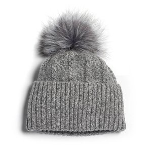 BRUME BRUME MOUNT ROYAL HAT         -LT.GREY-37K
