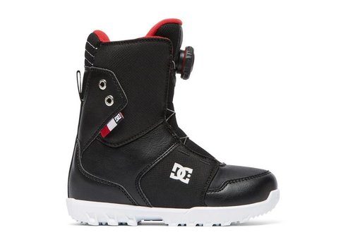 DC DC YOUTH SCOUT BLK  BLACK