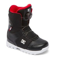 DC YOUTH SCOUT BLK  BLACK