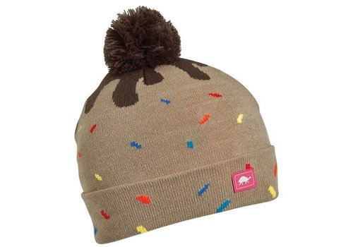 TURTLE FUR TURTLE FUR KIDS: SWEET TREAT 664 CHOCOLATE