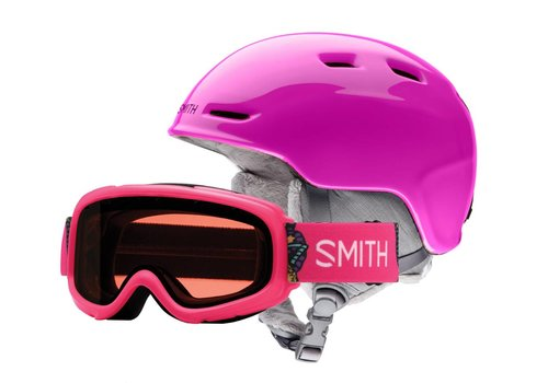 SMITH SMITH ZOOM JR / GAMBLER COMBO PINK