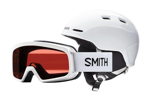 SMITH SMITH ZOOM JR / RASCAL COMBO WHITE