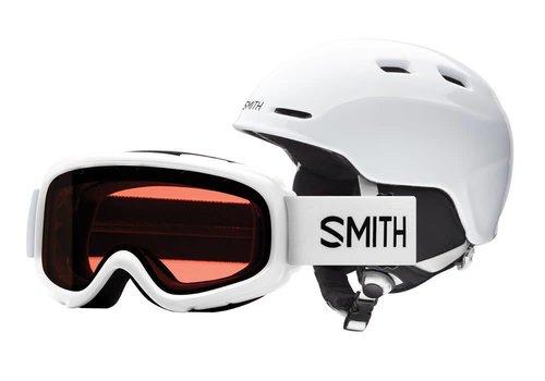 SMITH SMITH ZOOM JR. / GAMBLER COMBO (19/20) WHITE