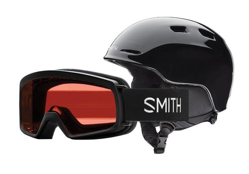 SMITH SMITH ZOOM JR / RASCAL COMBO BLACK