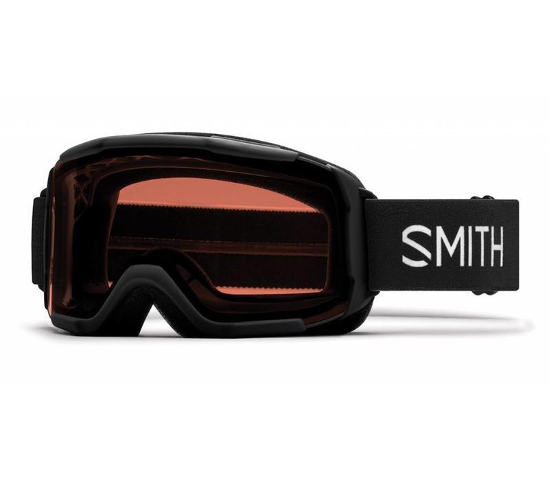 SMITH DAREDEVIL BLACK -RC36