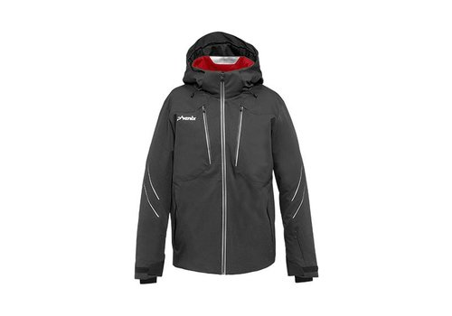 PHENIX PHENIX TWIN PEAKS JACKET CG-CHARCOAL GREY