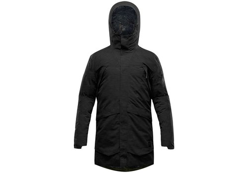 ORAGE ORAGE CHINOOK JACKET BLACK-N101