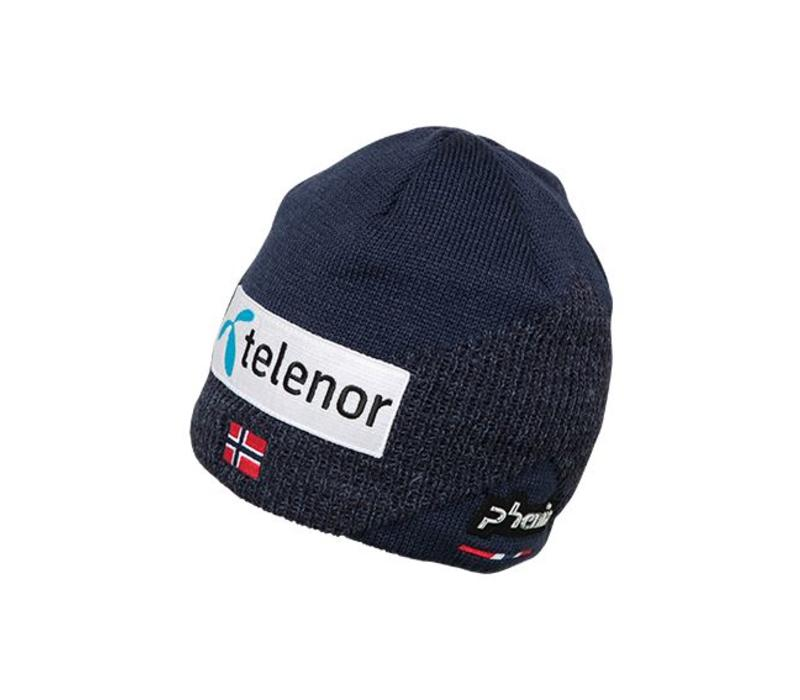PHENIX NORWAY ALPINE TEAM BEANIE DN1-DARK NAVY