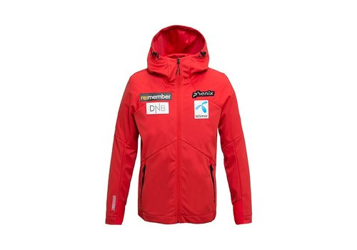 PHENIX PHENIX NORWAY ALPINE TEAM SOFTSHELL JK RD1-RED