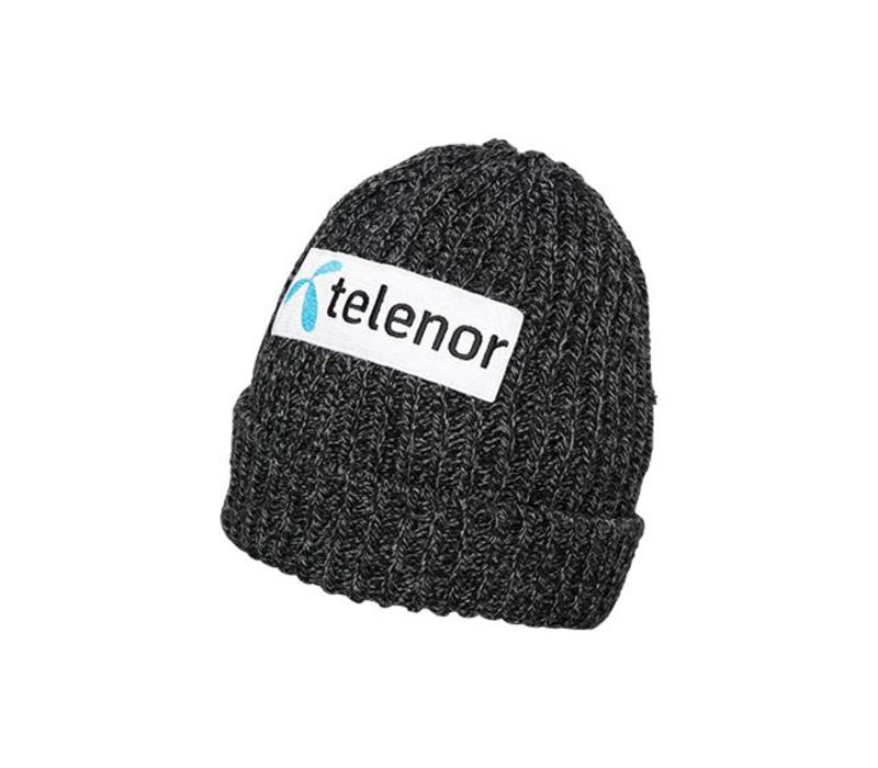 PHENIX NORWAY TRANSIT BEANIE BK1-BLACK