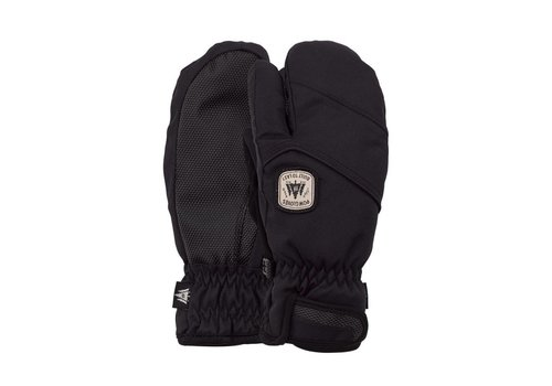 POW INDEX JR TRIGGER MITT BLACK