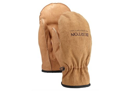 BURTON BURTON MB WORKHORSE MITT RAW HIDE