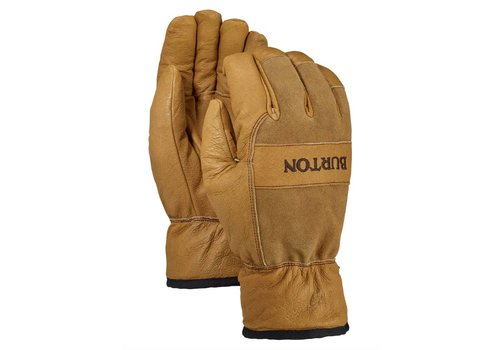 BURTON BURTON MB LIFTY INS GLOVE RAW HIDE