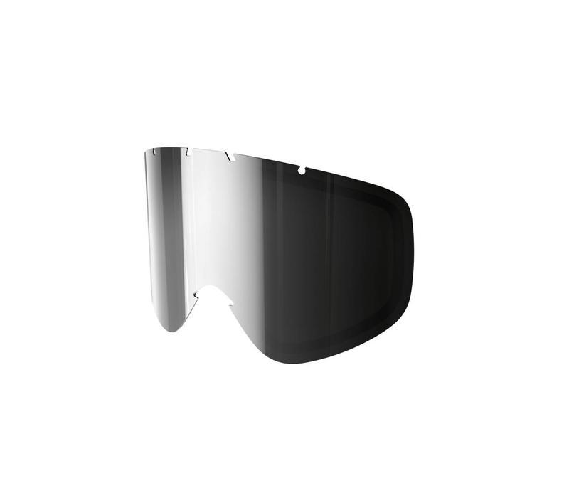 POC IRIS STRIPS (S) SPARE LENS - bronze/silver mirror
